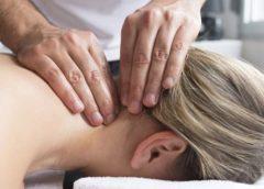 Dores no Pescoço Massagem
