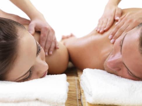 Massagem no Dia dos Namorados