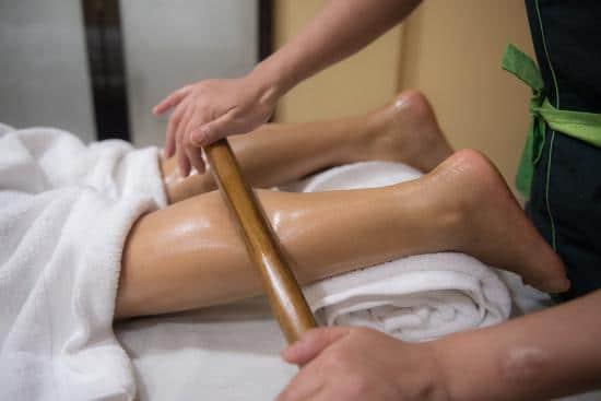 terapia com bambus